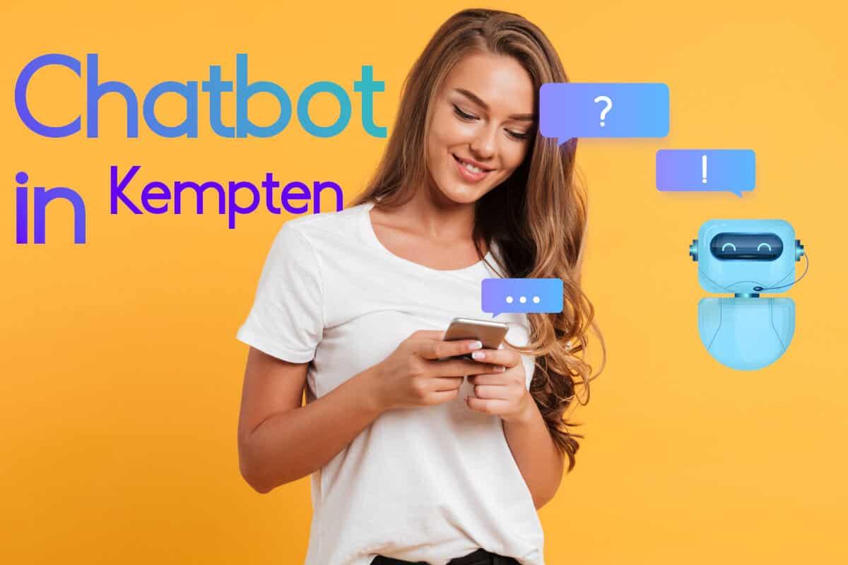 Chatbots auf Websites: Benötige ich das in Kempten?