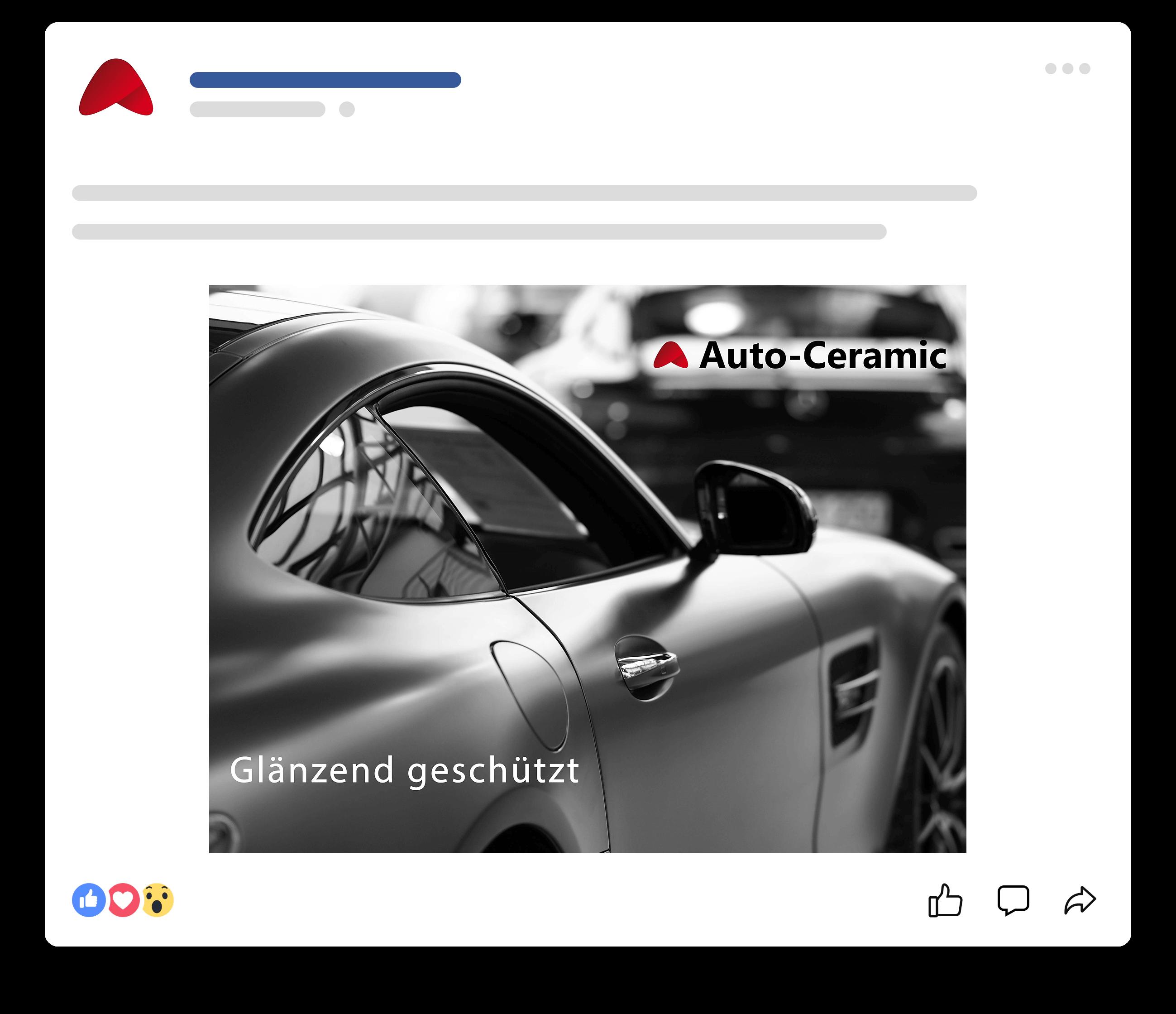 HD Werbebilder für Social Media