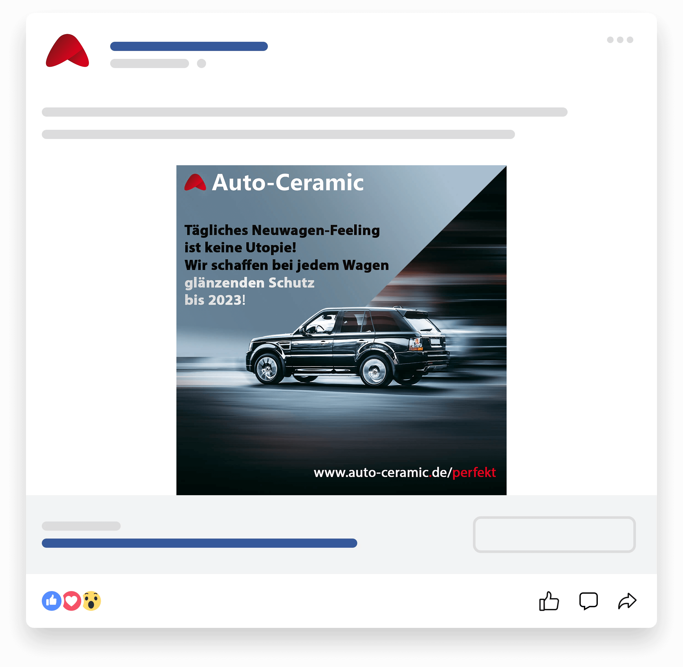 grafikdesign facebook profil design